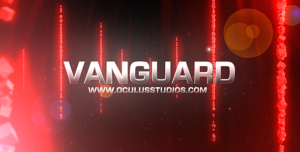After Effects Project - VideoHive Vanguard 122615