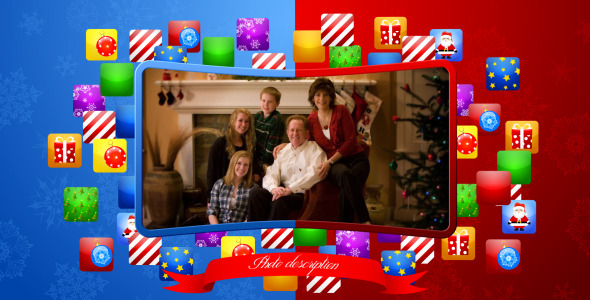 After Effects Project - VideoHive Merry Christmas 977741