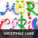 Handmade Plasticine Christmas Card - GraphicRiver Item for Sale