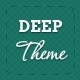 Deep HTML Theme - ThemeForest Item for Sale