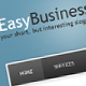 EasyBusiness | Clean&Modern Business Template - ThemeForest Item for Sale