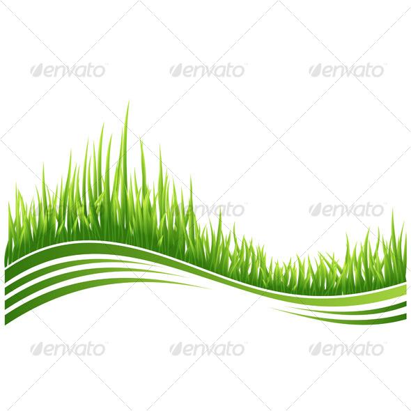 GraphicRiver Green grass 123622