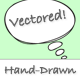 Comic Hand Drawn Speech Bubbles (vector) - GraphicRiver Item for Sale