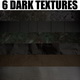 6 Dark Textures - GraphicRiver Item for Sale