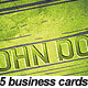grunge business card pack v1.0 - GraphicRiver Item for Sale