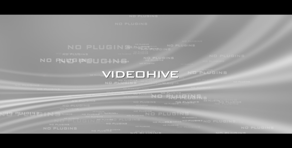 After Effects Project - VideoHive White Lines 124086