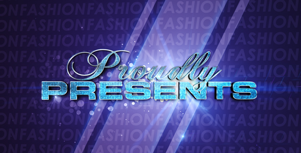 After Effects Project - VideoHive Fashion Promo 3 124197
