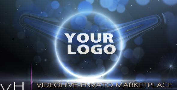 After Effects Project - VideoHive Blue Wings 124387