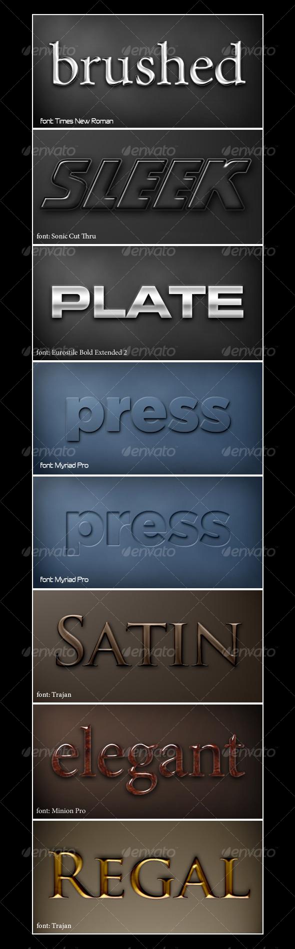 GraphicRiver Vision Xpression Style 123344