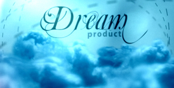 After Effects Project - VideoHive Dream Titles & Dream Product 124420