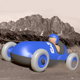 3D Object - Toy Car - GraphicRiver Item for Sale