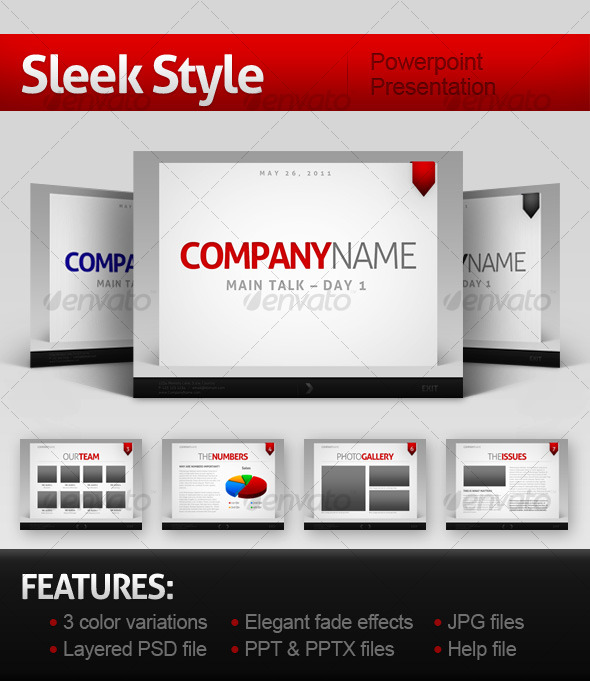 30+ Most Beautiful Powerpoint Templates And Designs