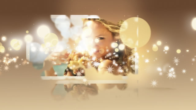 After Effects Project - VideoHive Weddings Particles CS4 Project File 125019