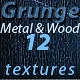 Grungy Wood & Metal textures - GraphicRiver Item for Sale