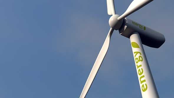 3DOcean Wind Turbine 995232