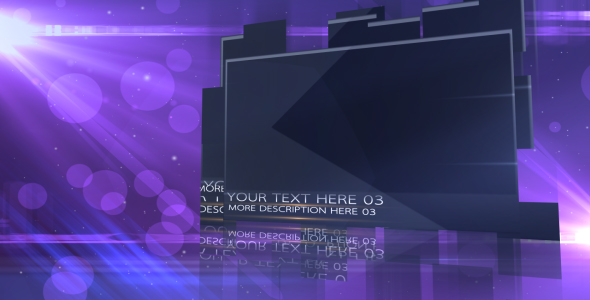 After Effects Project - VideoHive The Legend V2 125267