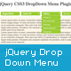 jQuery CSS3 DropDown Menu Plugin - CodeCanyon Item for Sale