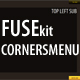 Fuse Corners Menu - ActiveDen Item for Sale