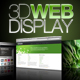 3d Web Display - GraphicRiver Item for Sale