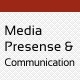 Media Presense & Communication - ThemeForest Item for Sale