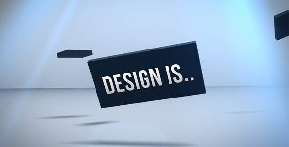 After Effects Project - VideoHive Design Logo intro 125374