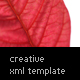 Creative Xml Template - ActiveDen Item for Sale