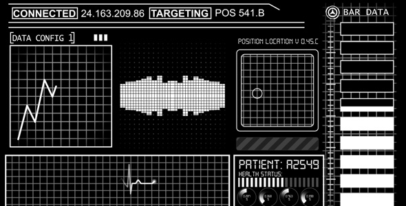 After Effects Project - VideoHive Detailed HUD Gadget Pack 126625