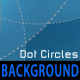 DOT CIRCLES seamless loop Background - VideoHive Item for Sale