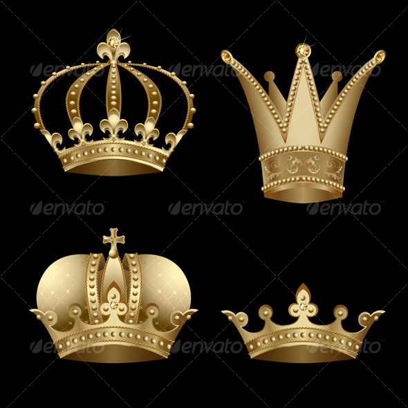 GraphicRiver Crowns 127225