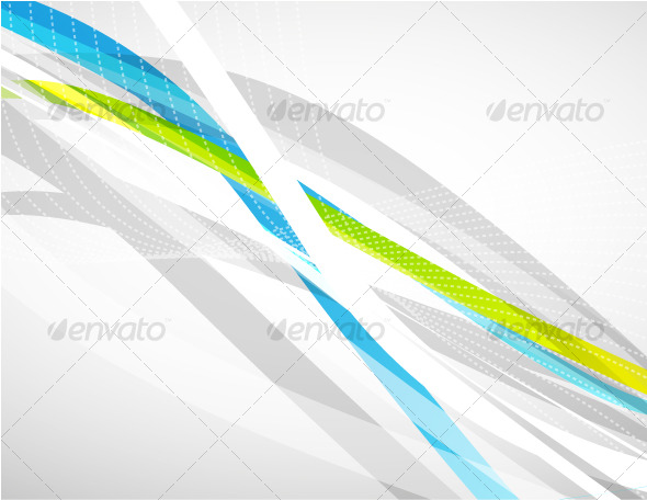 GraphicRiver Abstract lines Vector background 127273