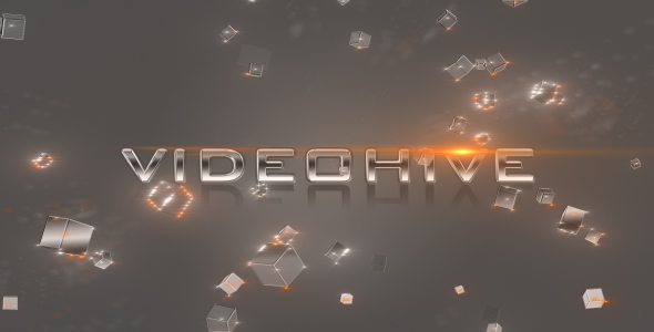 After Effects Project - VideoHive Metal Boxes 127417
