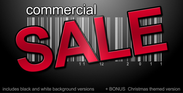 After Effects Project - VideoHive sale promotion commercial 1020048