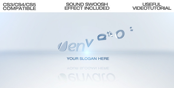 After Effects Project - VideoHive Logo Elegancy 1020679