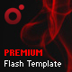 Premium Flash Template - ActiveDen Item for Sale