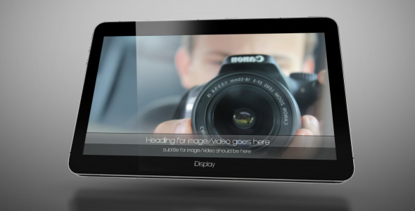 After Effects Project - VideoHive iDisplays Pro V2 116776