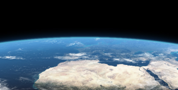 After Effects Project - VideoHive Earth HD 125684