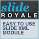 SLIDEROYALE | EASY TO USE XML SLIDESHOW - ActiveDen Item for Sale