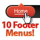 10 Footer (Secondary) Menus - GraphicRiver Item for Sale