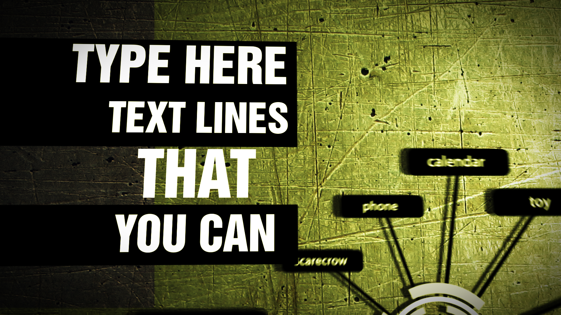 After Effects Project - VideoHive X-Change Grungy intro 128028