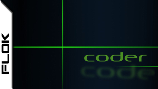 After Effects Project - VideoHive Coder CS4 129802