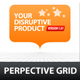 Perspective Grid with callout display - GraphicRiver Item for Sale