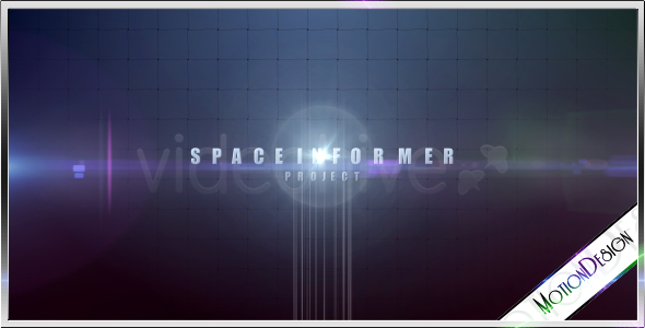 After Effects Project - VideoHive Space Informer Projectfile FullHD Cinemat ...