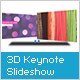 AS3 XML 3D Keynote Slideshow - ActiveDen Item for Sale