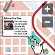 Interactive Map with dynamic landmarks using XML - ActiveDen Item for Sale