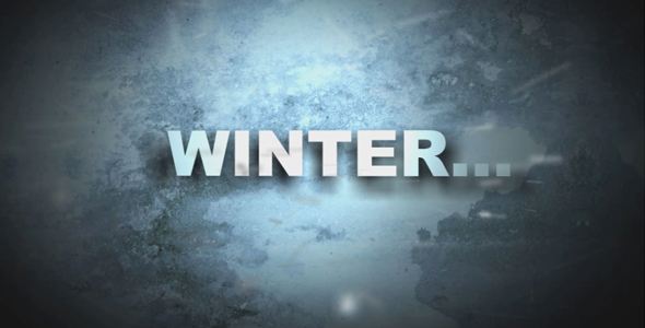 After Effects Project - VideoHive Winter 131184