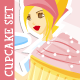 Cupcakery Bakery and Cafe - GraphicRiver Item for Sale