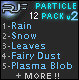 12 Pack Particle Emitter Effects (v2) - ActiveDen Item for Sale