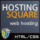 HostingSquare - Web Hosting HTML Template - ThemeForest Item for Sale