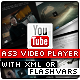 AS3 XML Creative Video Youtube Player FlashVars - ActiveDen Item for Sale