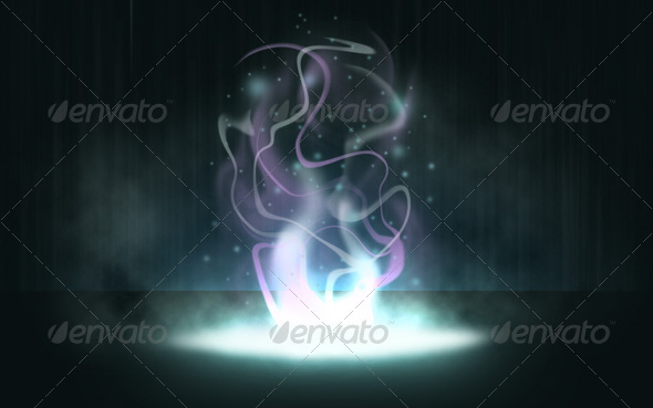 GraphicRiver Magic Smoke 33016